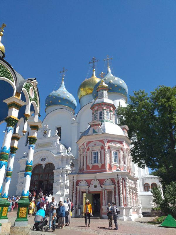 Sergiev Posad. St.Sergius Trinity Monastery