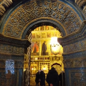 Annunciation cathedral 1489 Moscow Kremlin