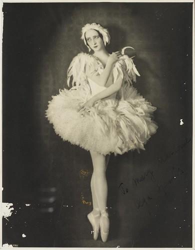 Russian ballet swan lake