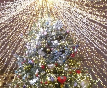 Russian Christmas tree