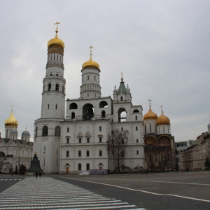 Ivan the Great Bell tower Moscow Kremlin