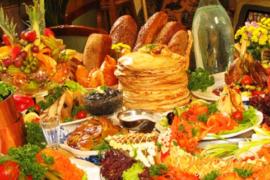 Russian cuisine.Russian foods