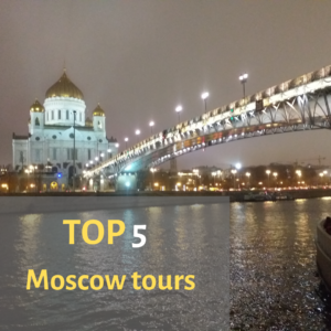 Top 5 Moscow tours
