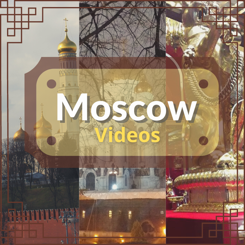 Moscow videos