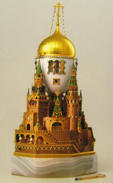 Faberge Eggs collection Moscow